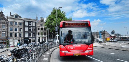Jak jeździć autobusem