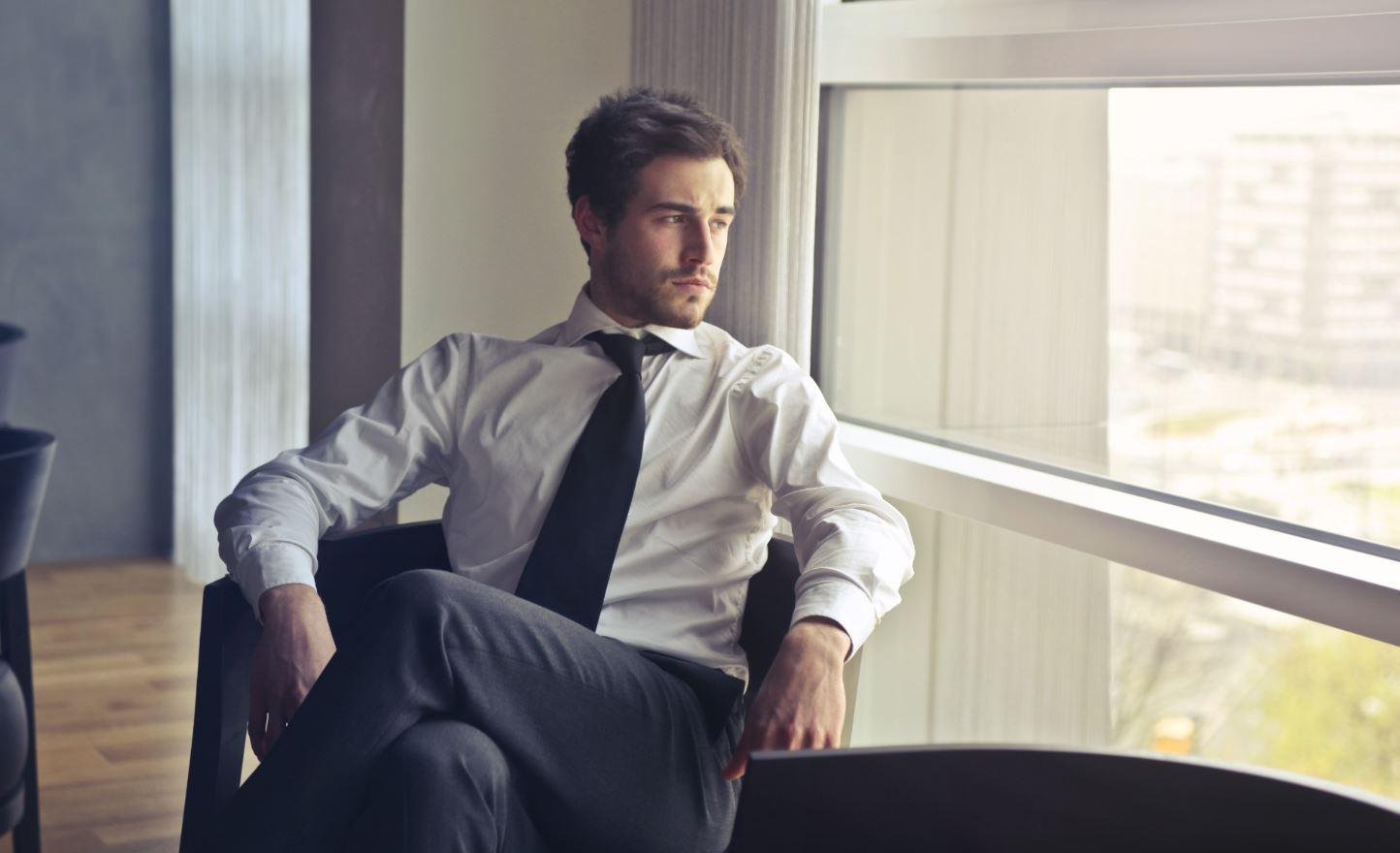 Jak ubrać się do biura – mężczyzna
