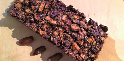 Fit keks daktylowy – przekąska idealna