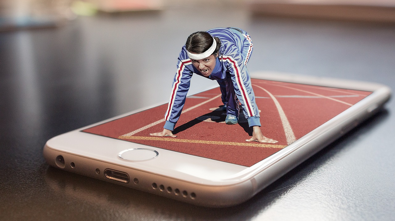 Trener personalny w Twoim telefonie.