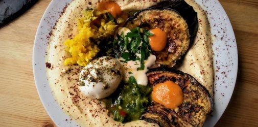 Tasty Berlin: Hummus w Kanaan